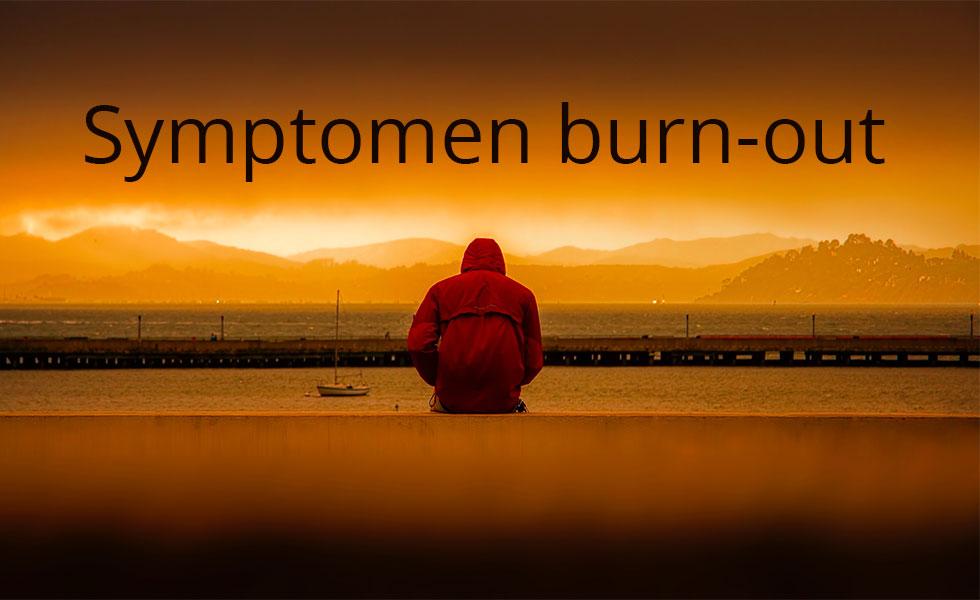 Symptomen burn-out