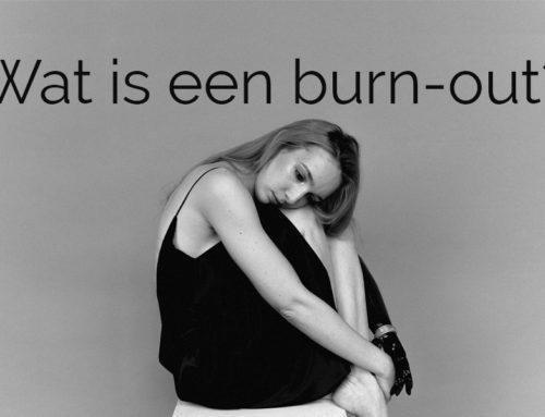 Wat is een burn-out